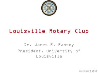 Louisville Rotary Club