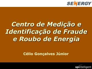 Centro de Medição e Identificação de Fraude e Roubo de Energia