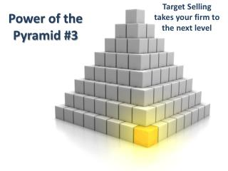 Power of the  Pyramid #3