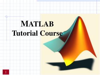 M ATLAB Tutorial Course