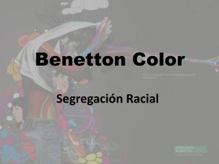 Benetton Color