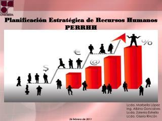 Planificación Estratégica de Recursos Humanos  PERRHH
