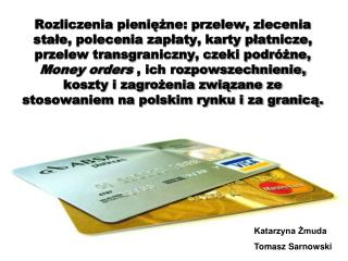 Katarzyna Żmuda Tomasz Sarnowski
