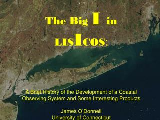 Long Island Sound  Integrated  Coastal Observing System