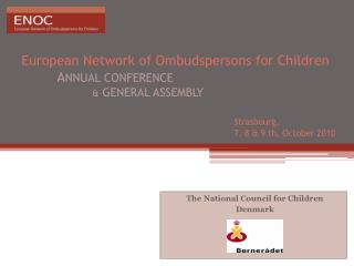 The National Council for Children Denmark