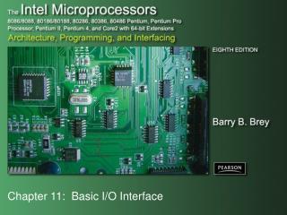 Chapter 11:  Basic I/O Interface