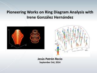 Pioneering Works on Ring Diagram Analysis with Irene González Hernández