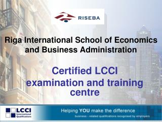 Riga International School of Economics and Business Administration