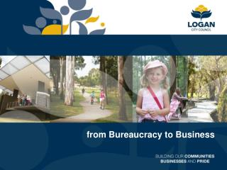 from Bureaucracy to Business