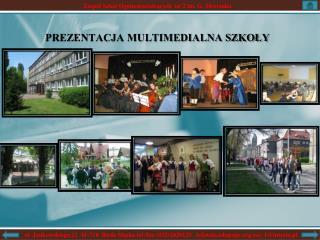 Zespół Szkół Ogólnokształcących   nr  2 im. G. Morcinka
