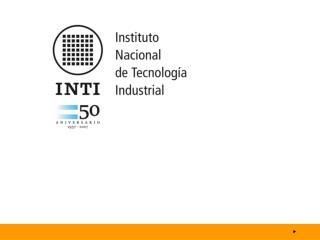 INTI  - Tecnologías  para la Salud y Discapacidad
