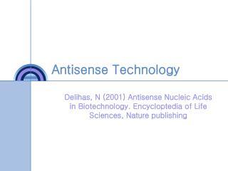 Antisense Technology