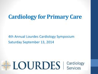 Cardiology for Primary Care