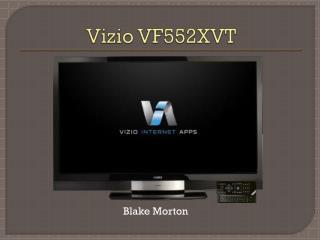 Vizio  VF552XVT