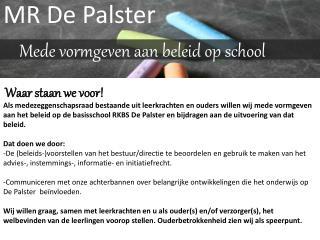 MR De Palster