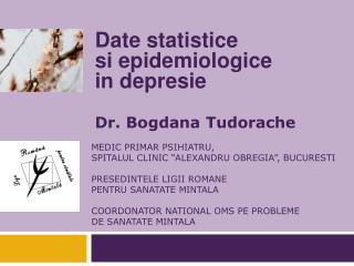 Dr. Bogdana Tudorache