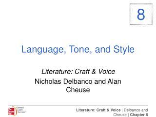 Language, Tone, and Style