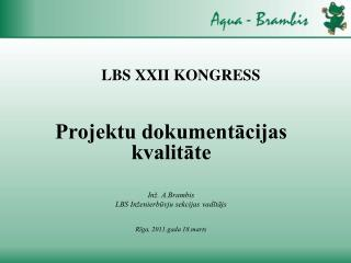 LBS XXII KONGRESS