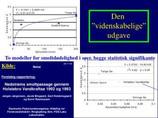 28/11-96 Notat Foreløbig rapportering: