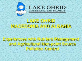 LAKE OHRID MACEDONIA AND ALBANIA