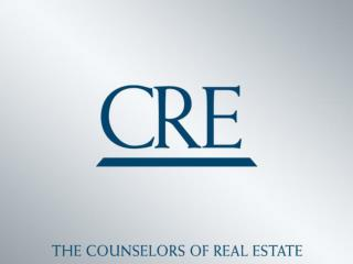 CRE INTERNATIONAL STRATEGY 2006 and Beyond