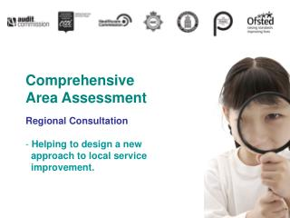 Comprehensive Area Assessment   Regional Consultation   Helping to design a new