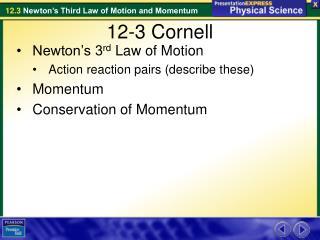 12-3 Cornell