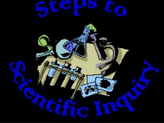 Steps to Scientific Inquiry