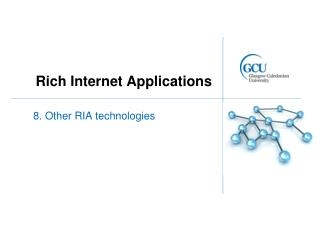 Rich Internet Applications
