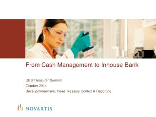 From Cash Management to  Inhouse  Bank