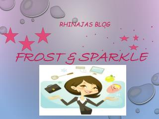 Frost & Sparkle