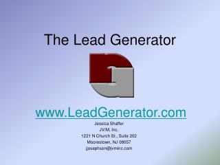 The Lead Generator