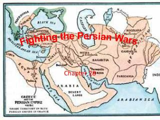 Fighting the Persian Wars