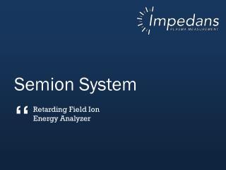 Semion  System