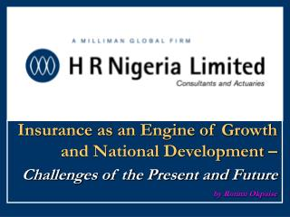 Source: Nigerian Insurers Association