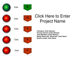 Click Here to Enter Project Name