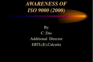 AWARENESS OF  ISO 9000 (2000)