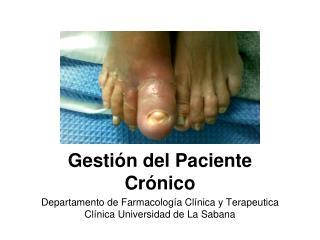Gestión del Paciente Crónico