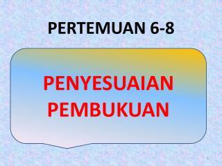 PERTEMUAN 6-8