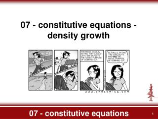 07 - constitutive equations