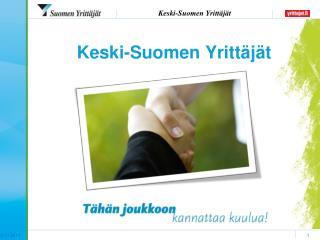 Keski-Suomen Yrittäjät
