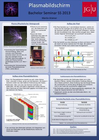Plasma (Physikalischer Hintergrund)
