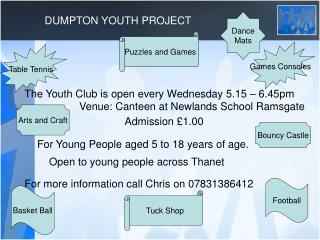 DUMPTON YOUTH PROJECT