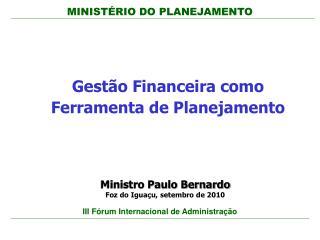 Gestão Financeira como Ferramenta de Planejamento