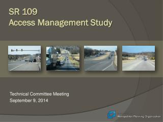 SR 109  Access Management Study