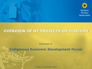 Indigenous Economic Development Forum