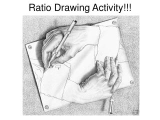 Ratio Drawing Activity!!!