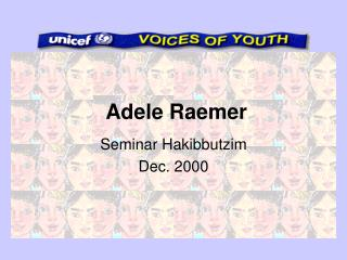 Adele Raemer