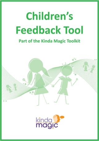 Children's tool – background and guidance