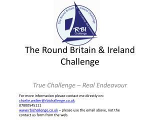 The Round Britain & Ireland Challenge